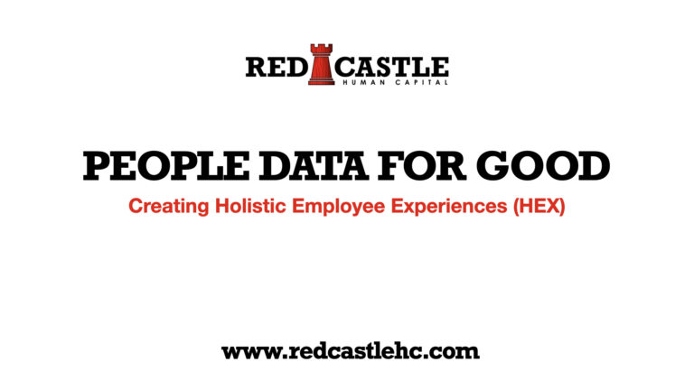 Red Castle uses people data for good to create Holistic Data Experiences.
